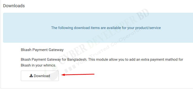 bKash Module Download 4